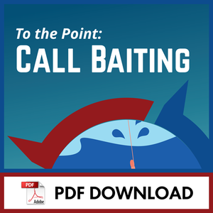 Thumbnail - To the Point: Call Baiting